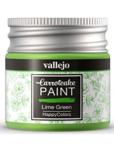 Carrotcake Lime Green