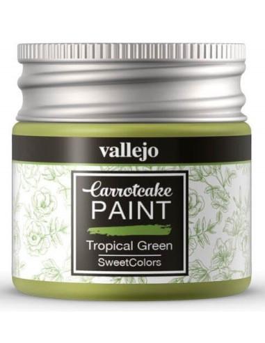 Carrotcake Tropical Green