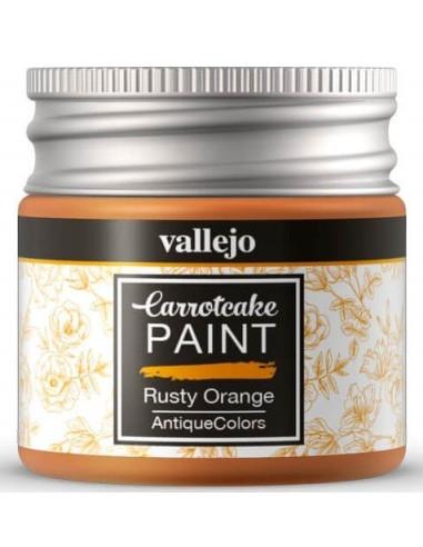 Carrotcake Rusty Orange