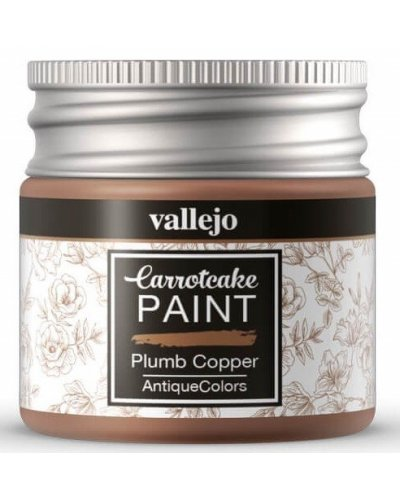 Carrotcake Plumb Copper