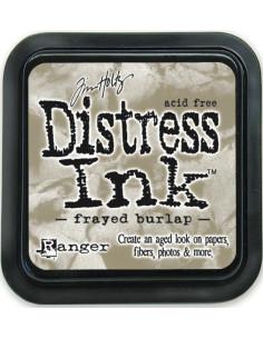 Tinta Distress Frayed burlap