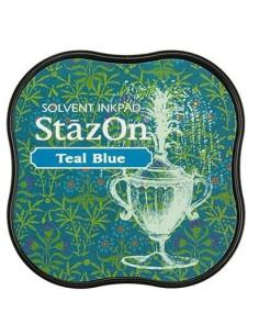 Teal Blue