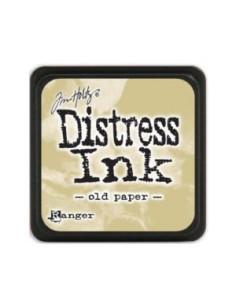 Tinta Mini Distress Old Paper