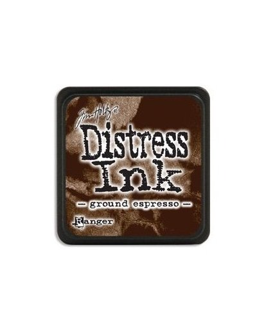 Tinta Mini Distress Ground Espresso