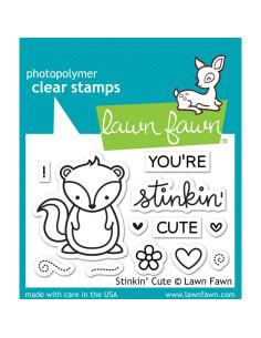 Lawn Fawn sello Stinkin Cute