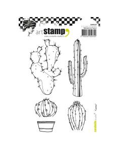Sello Carabelle cactus