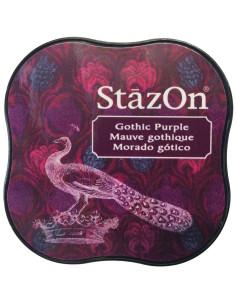 Tinta Stazon Midi violeta intenso
