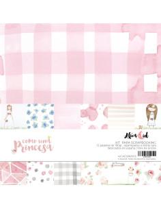 kit alua cid Como una princesa