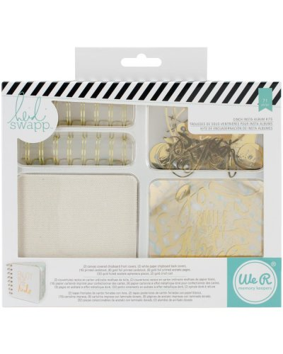 Heidi Swapp kit para mini álbum instax