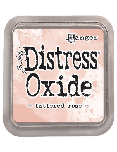 Tinta Disress Oxide Hickory smoke