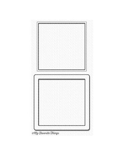 Die namics Square shaker window & frame