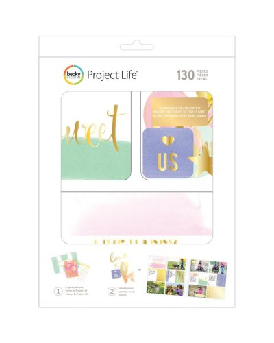 Project life pack Trinkets