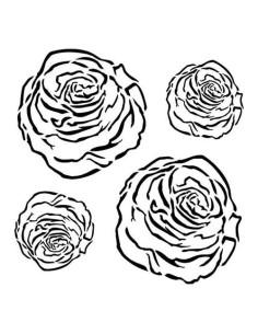 Mascara 13Arts roses