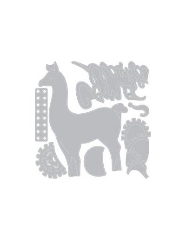 Thinlits textured Impressions Como se Llama