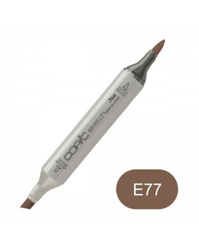 Copic Sketch E77 Maroon