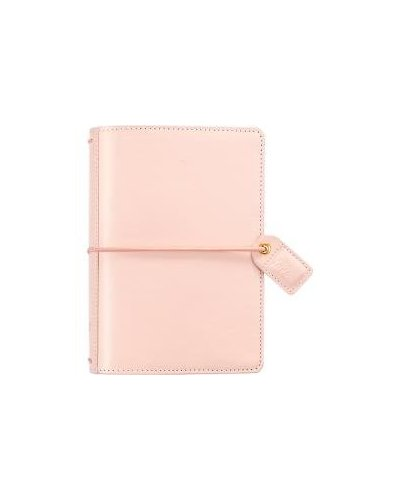 Agenda Webster's Pages Blush Pink Pocket