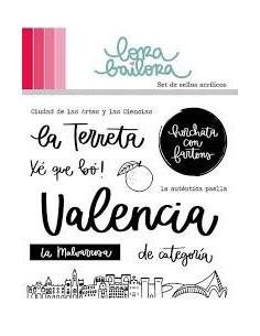 Lora Bailora sello Valencia