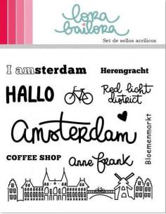 Lora Bailora sello Amsterdam