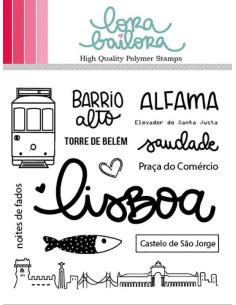 Lora Bailora sello Lisboa