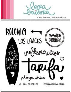 Lora Bailora sello Tarifa