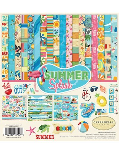 Kit CartaBella Summer Splash