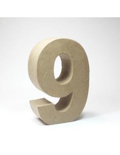 Número cartón Kraft 0