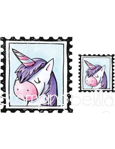 Sello Stampingbella Put a Stamp on it Rosie