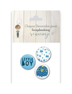 Chapas Cocoloko, Renacuajo,