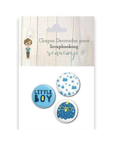 Chapas Cocoloko, Renacuajo, Bombón