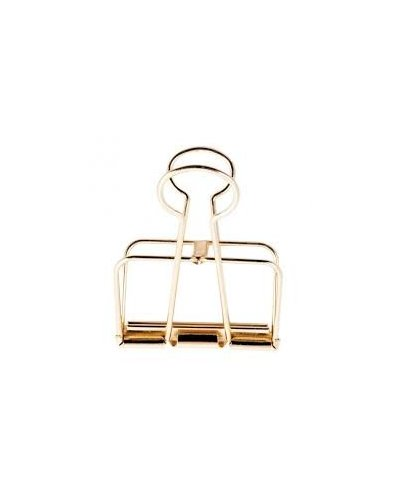Clips Rico Design, 51mm dorados