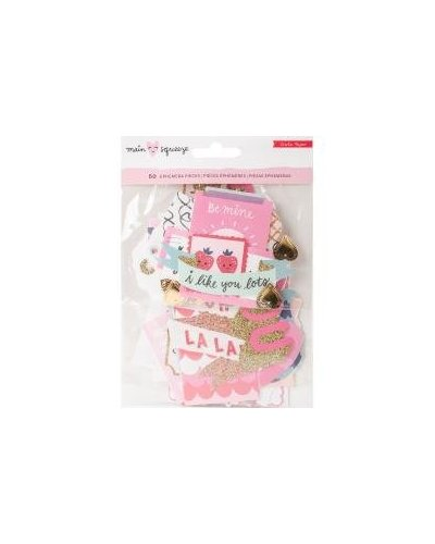 Die Cuts Crate Paper Main Squeeze