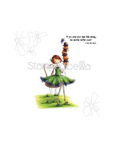 Sello Stampingbella Ava Loves to Celebrae