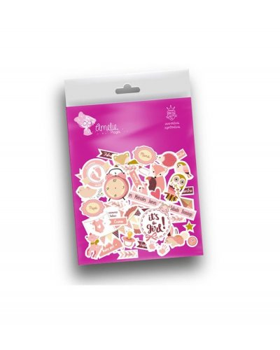 Die cuts Amelie, Little Girl Gold