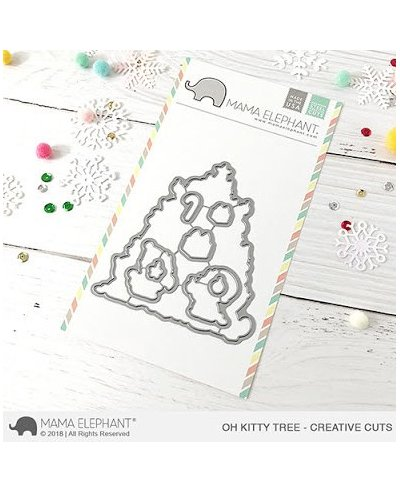 Mama Elephant Oh Kitty Tree sello