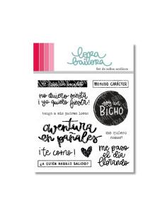 Lora Bailora sello Bicho