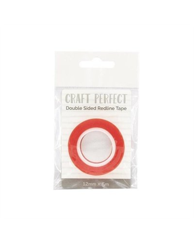 cinta doble cara extrafuerte 12mm craft perfect