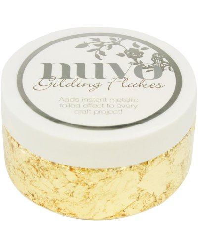 Nuvo glitter pure sheen Cross My Hearth