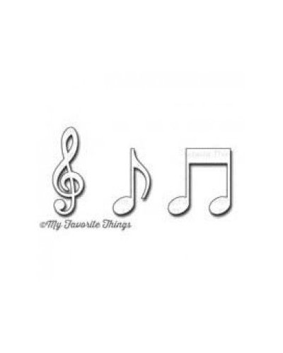Die namics Musical Notes