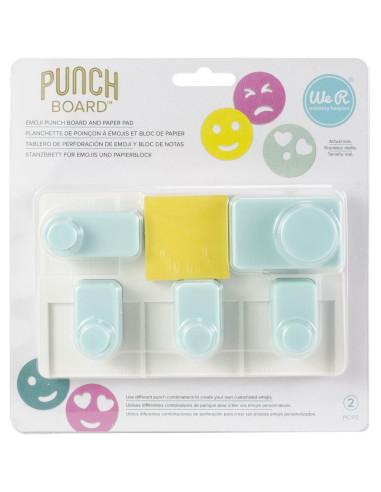 Punch guia de encuadernación