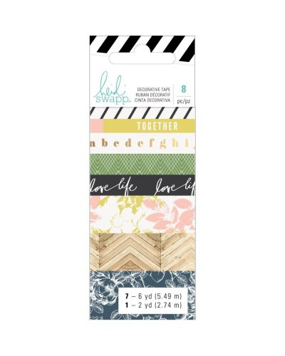 Washi tape Heidi swapp emerson lane