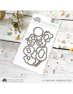 Mama Elephant stackable cuties