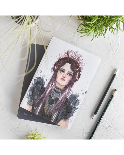 Cuaderno Bullet journal EsTher Gili, Eda
