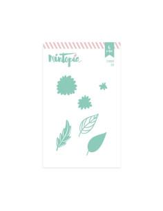 Troquel Mintopía Flores y ramas