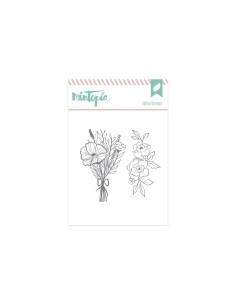 Mintopia Sello Ramo de flores