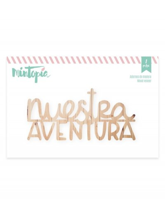 Maderita Mintopia Nuestra aventura
