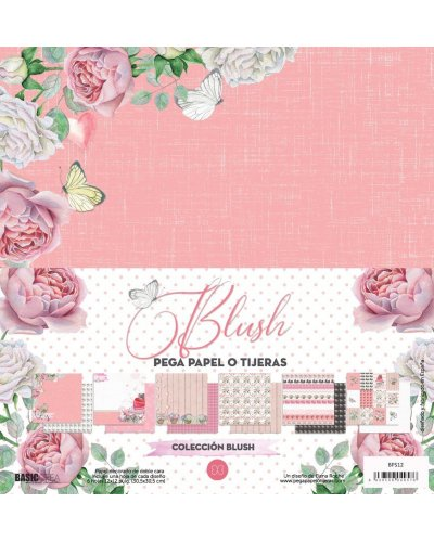 Kit Elena Roche, Blush
