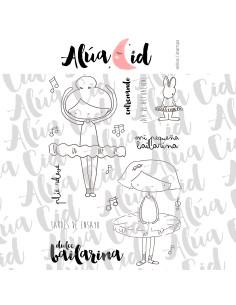 Alua Cid sello Agosto mola