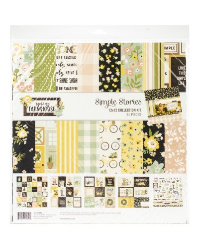 Kit Simple Stories, Spring Farmhouse