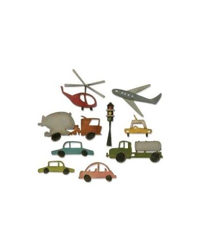 Thinlits transportes Tim Holtz