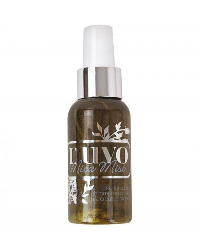 Nuvo Spray, Mica Mist Silver Smoke